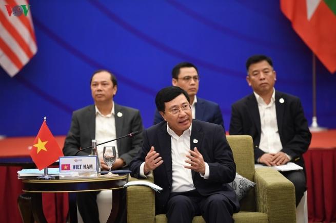 Việt Nam đề xuất 5 ưu tiên trong Năm Chủ tịch ASEAN 2020