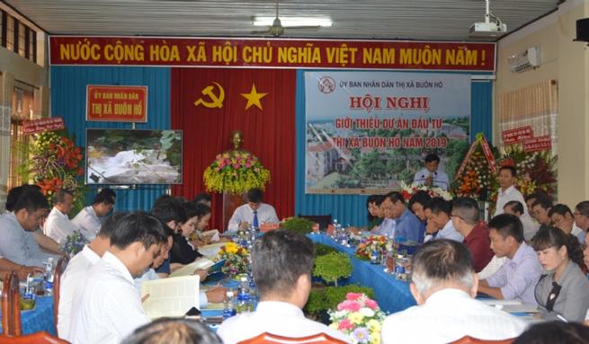 Thị xã Buôn Hồ: Đô thị trẻ giàu tiềm năng