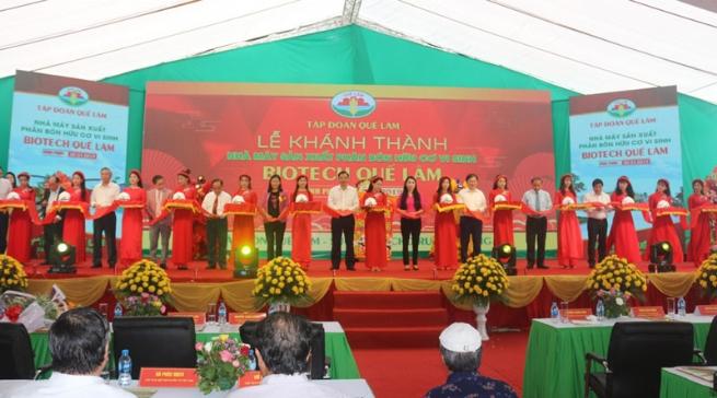 Công ty TNHH MTV Quế Lâm Phương Bắc: Cùng nông dân phát triển nông nghiệp hữu cơ bền vững - bảo vệ môi trường