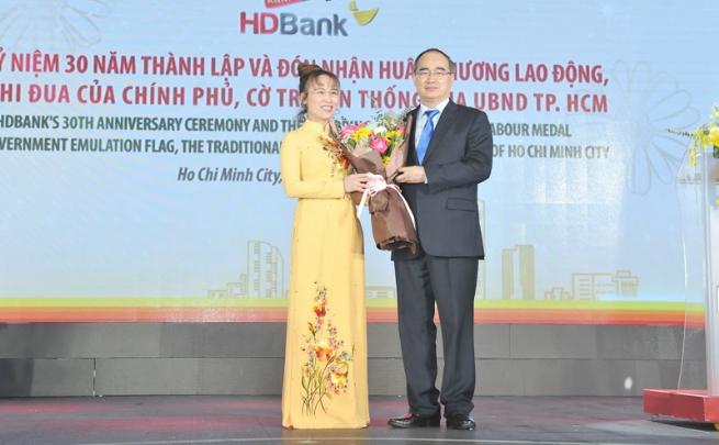 HDBank kỷ niệm 30 năm thành lập