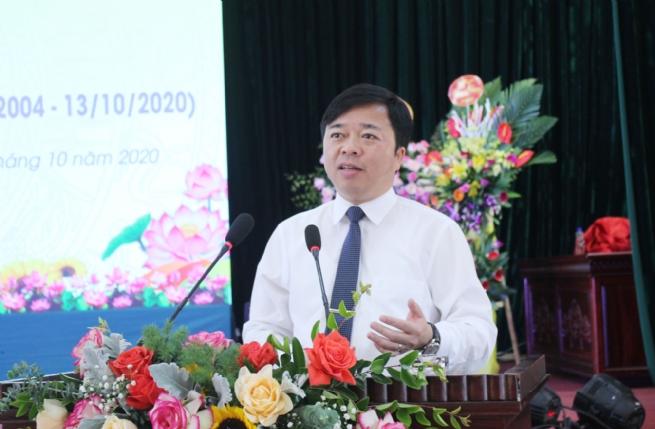 Thị xã Phổ Yên: Tổ chức gặp mặt nhân ngày Doanh nhân Việt Nam (13/10/2004 – 13/10/2020)