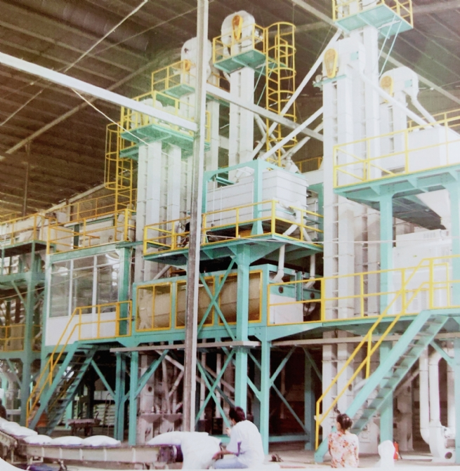 Hau Giang Agricultural Product Processing JSC Globalizing Hau Giang Rice