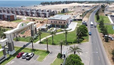 Gần các thành phố lớn: Ưu thế cho bất động sản nghỉ dưỡng