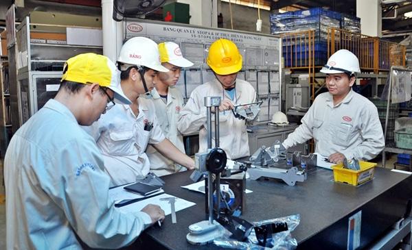 Công ty TNHH Chính xác Việt Nam I: Dự kiến sẽ khởi công xây dựng thêm một dự án mới tại Khu công nghiệp Bá Thiện II