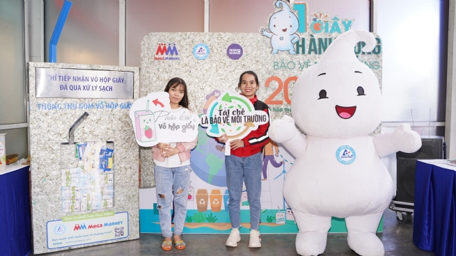 Tetra Pak and MM Mega Market Join Hands to Collect Used Beverage Cartons at Supermarkets