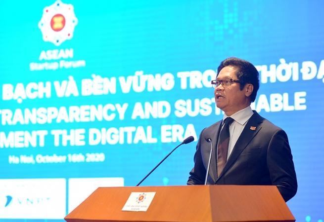 Khát vọng xây dựng Asean thành trung tâm khởi nghiệp sáng tạo châu Á