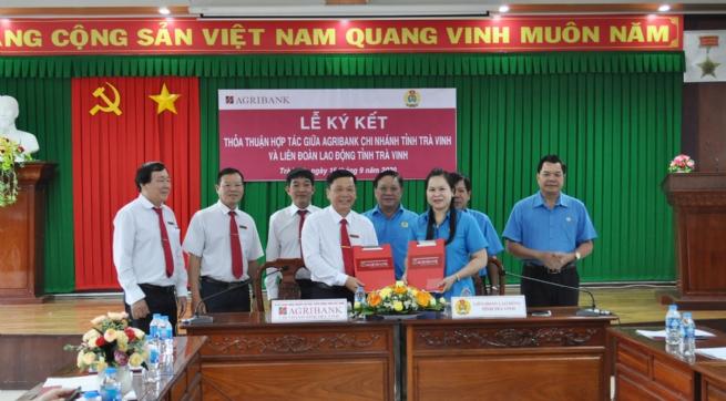 Agribank Chi nhánh tỉnh Trà Vinh: Đồng hành đáp ứng  yêu cầu phát triển của nền kinh tế