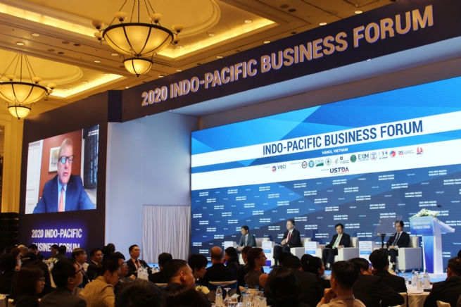 Indo-Pacific Business Forum Helps Connect Businesses