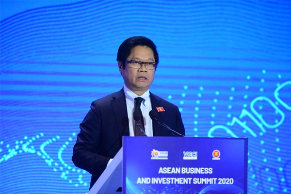 "ASEAN-BIS 2020: ""Digital ASEAN: Sustainable and Inclusive"""
