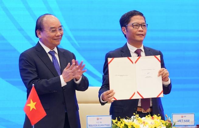 Hiệp định RCEP chính thức được ký kết vào ngày 15/11