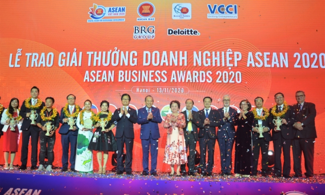 ABA 2020 Honors 58 Outstanding ASEAN Businesses
