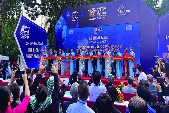 Khai mạc Hội chợ Du lịch quốc tế Việt Nam - VITM Hà Nội 2020
