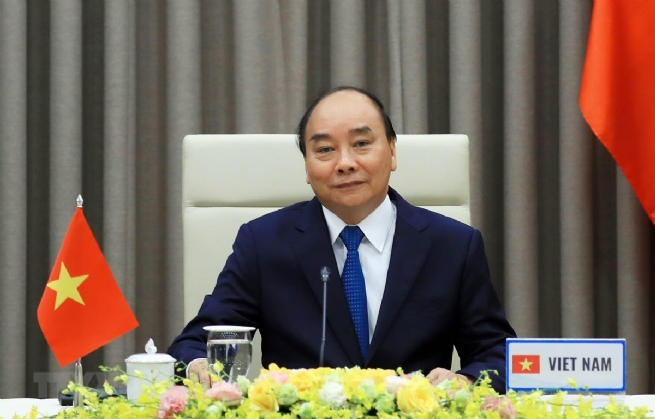 Thủ tướng phát biểu tại 2 phiên thảo luận của Hội nghị Thượng đỉnh G20