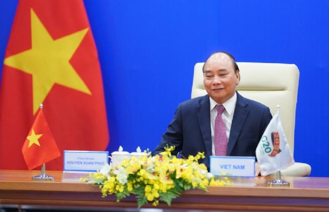 Thủ tướng kêu gọi G20 kiến tạo những nền tảng phát triển mới