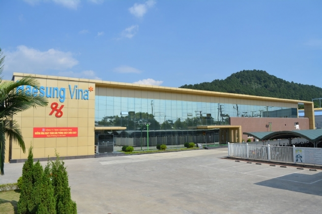 Công ty TNHH Haesung Vina (KCN Khai Quang): Góp phần đảm bảo an sinh xã hội địa phương
