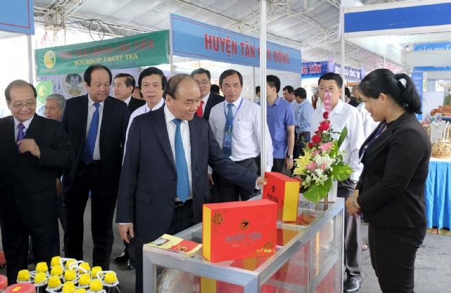 Tiền Giang: Phấn đấu là tỉnh phát triển  trong Vùng kinh tế trọng điểm phía Nam