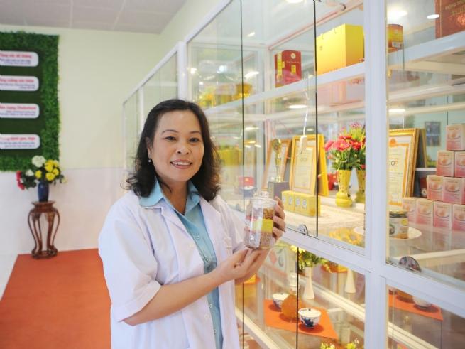 Nữ kỹ sư nông nghiệp và tâm huyết với sức khỏe cộng đồng