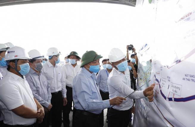 Dự án cao tốc Trung Lương - Mỹ Thuận: Tháo gỡ điểm nghẽn hạ tầng,  kết nối ĐBSCL với TP.Hồ Chí Minh