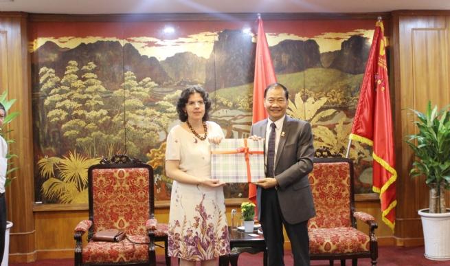 Phó Chủ tịch VCCI tiếp Đại sứ Cuba tại Việt Nam