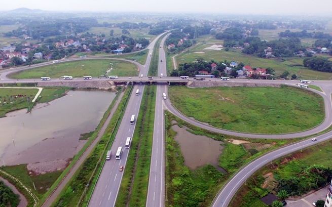 Traffic Is One Step Ahead to Pave the Way for Socioeconomic Development