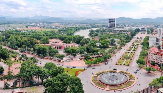 Thành phố Thái Nguyên:  Xây dựng phát triển đô thị theo hướng văn minh hiện đại