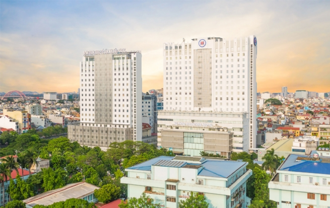 Hang Kenh Joint Stock Corporation: Helping Hand for Hai Phong to Grow into Northern Coastal Medical Center