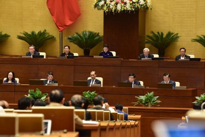 Đa số ý kiến phát biểu nhất trí với báo cáo kinh tế-xã hội của Chính phủ