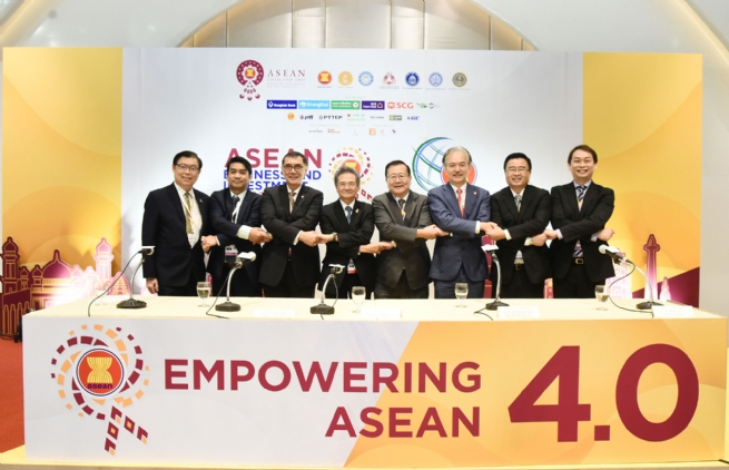 """ASEAN-BIS 2020: """"Digital ASEAN: Sustainable and Inclusive."""""""