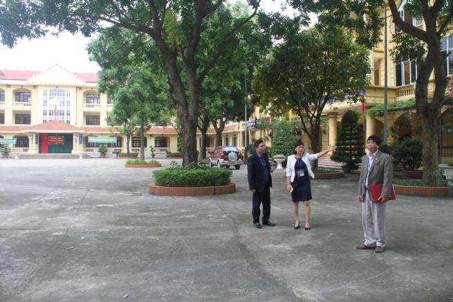Trường THCS Tương Giang: Nâng cao chất lượng giáo dục mũi nhọn