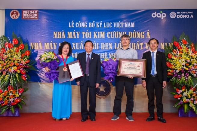 Đông Á Group: Tập đoàn dược phẩm hàng đầu Việt Nam