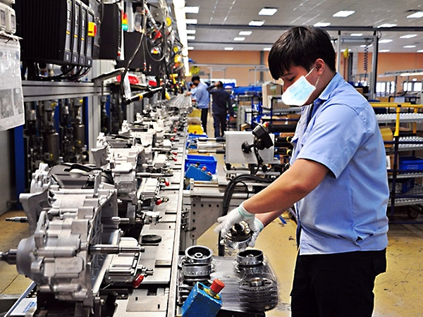 Vĩnh Phúc: Tốc độ tăng trưởng ngành công nghiệp giai đoạn 2016-2020 đạt bình quân 9,7%/năm