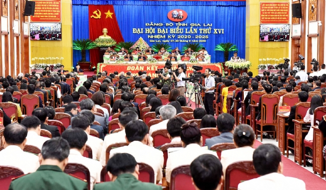 Gia Lai toward Rapid, Sustainable Development and Rich Identity