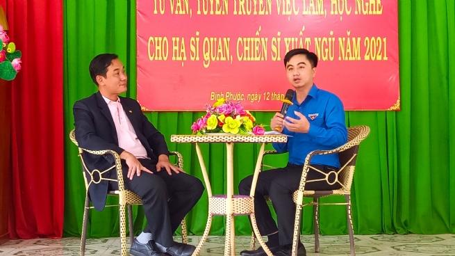 """Đồng hành với người trẻ sắp xuất ngũ, C.P. Việt Nam """"mở lối"""" về nghề nghiệp, việc làm"""