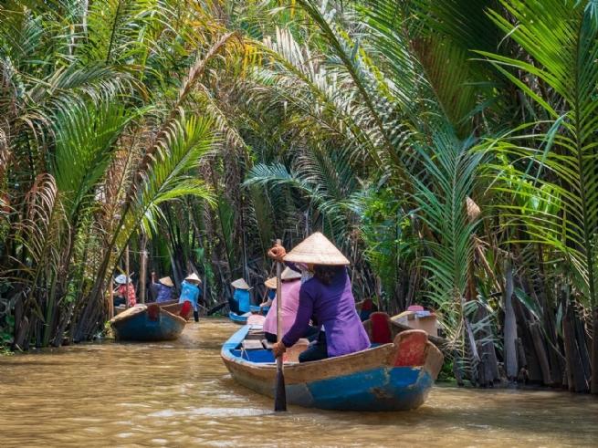 Xây dựng thương hiệu -  bệ phóng cho du lịch Tiền Giang