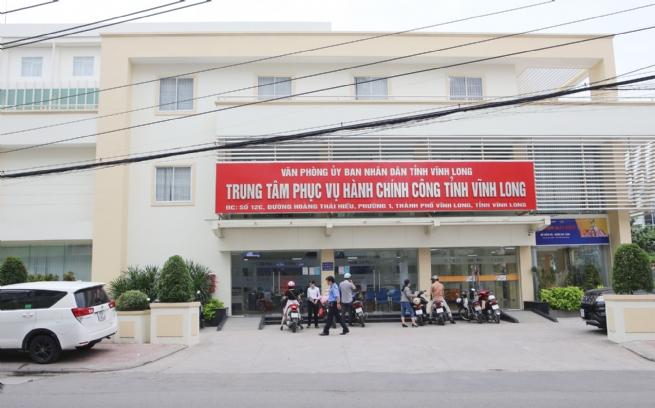 """Bưu điện tỉnh Vĩnh Long: """"Cánh tay nối dài"""" góp phần  cải cách hành chính"""