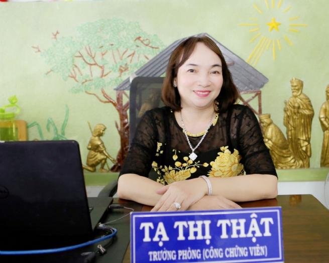 Văn phòng công chứng Tạ Thị Thật: Nỗ lực nâng cao chất lượng phục vụ khách hàng