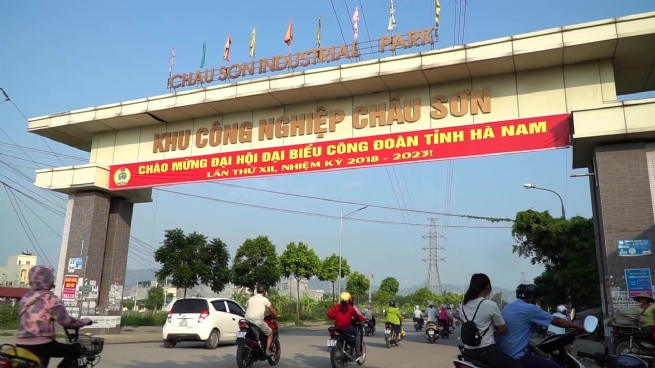 Ha Nam Steps up Investment Attraction