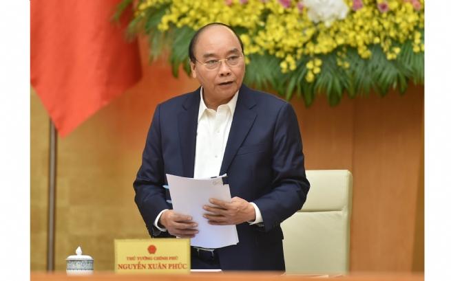 Chính phủ họp phiên thường kỳ tháng 12