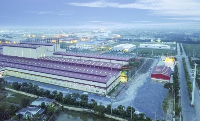 Dự báo tích cực cho bất động sản công nghiệp Việt Nam năm 2021