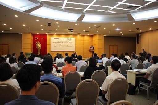 Gặp gỡ doanh nghiệp Việt Nam- Nhật Bản trong ngành công nghiệp thực phẩm