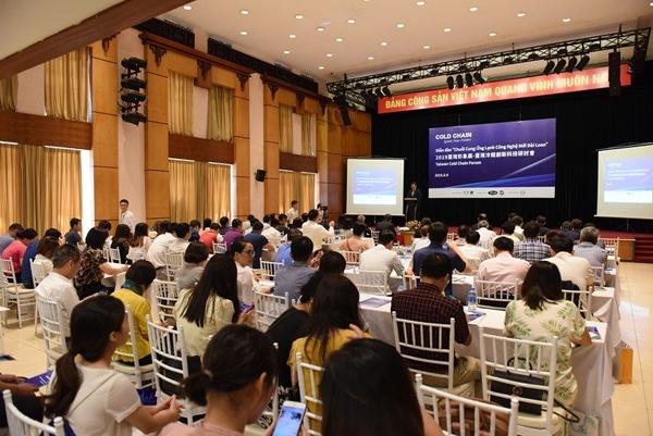 Giới thiệu về Chuỗi cung ứng lạnh và kinh nghiệm kinh doanh Chuỗi cung ứng lạnh của Đài Loan 17/12/2020