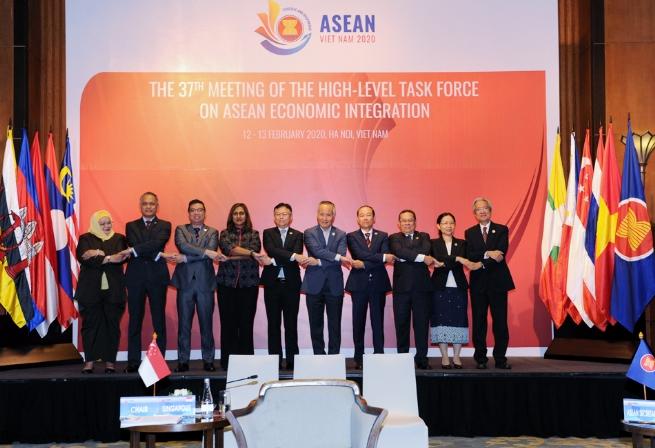 Hội nghị Nhóm Đặc trách Cao cấp về Hội nhập kinh tế Asean lần thứ 37