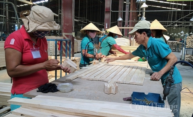 Gỗ Việt và cơ hội gia tăng thị phần xuất khẩu sang Mỹ năm 2020