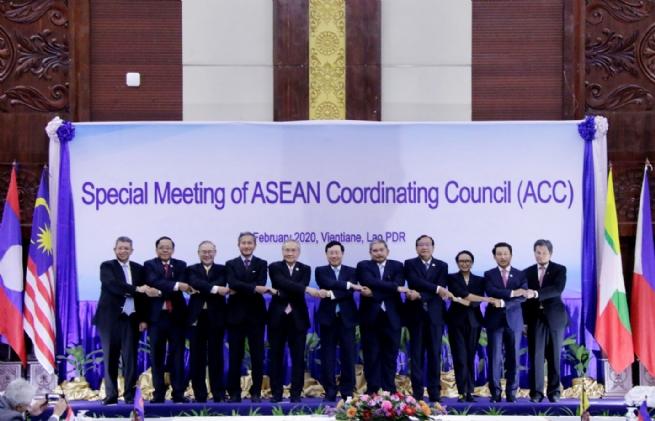 ASEAN nỗ lực hợp tác, ứng phó hiệu quả với dịch bệnh COVID-19