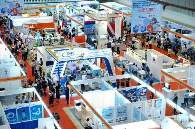 """Triển lãm kết hợp Diễn đàn quốc tế chuyên ngành """"Y tế Ural-2020 tại thành phố Ekaterinburg - LB Nga"""