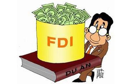 Hai tháng đầu năm, vốn nước ngoài vào Việt Nam giảm mạnh