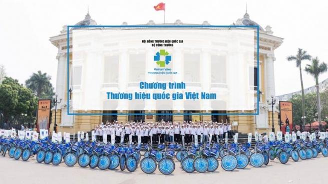 Đăng ký tham gia xét chọn sản phẩm đạt Thương hiệu quốc gia Việt Nam 2020