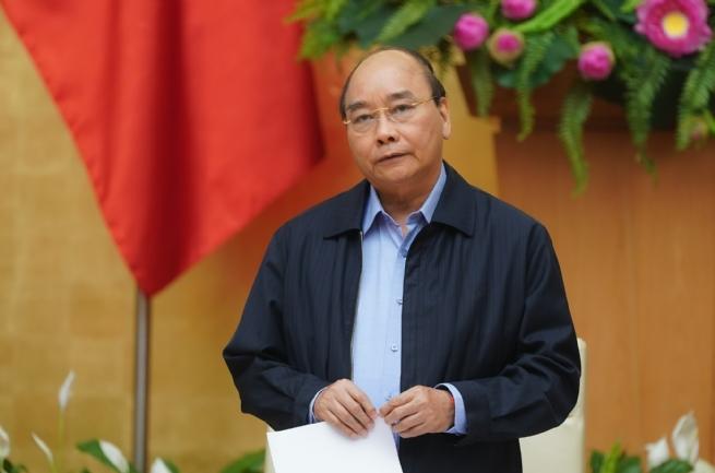 Thủ tướng chủ trì họp Thường trực Chính phủ về chống COVID-19