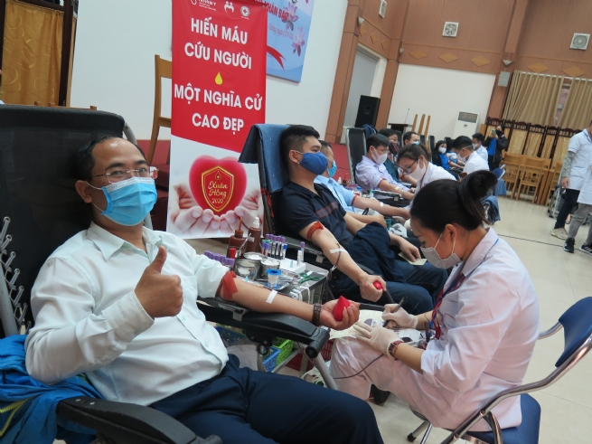 VSS Launches Voluntary Blood Donation amid Covid-19 Outbreak