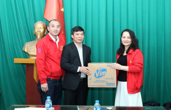 "Unilever ""Stay Strong Vietnam"" Initiative Helps Protect Lives and Livelihoods from the Covid-19 Pandemic"